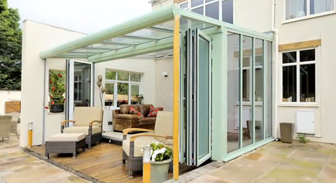Smoking Shelters, Glazed Canopies, Verandas & Sunrooms