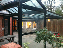 Smoking Shelters for Leisure & Business Premises